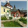 Саввино-Сторожевский монастырь: Территория монастыря