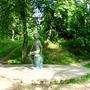 Усадьба Захарово: В парке