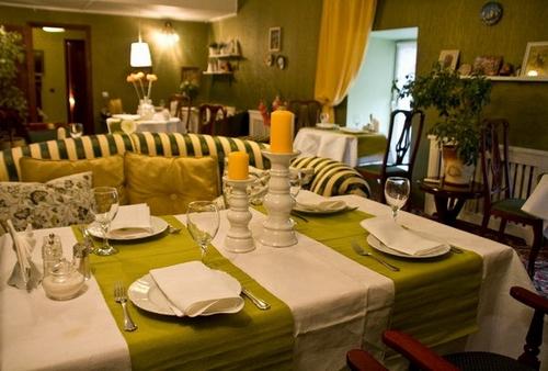 """е Центральный: Ресторан """"Квартира №15"""""""