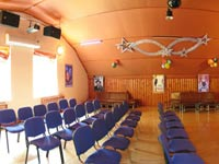 Конференц зал на 80 мест