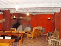 Красный каминный зал