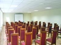 Зал для совещаний на 80 человек