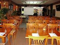 Зал ресторана на 150 мест