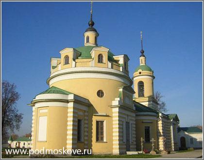 Вход в монастырь