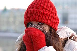 В Подмосковье идут холода