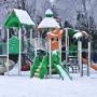 Оздоровительный комплекс Елочки: Детская площадка