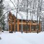 Гостиница Новые Горки: Зимний парк
