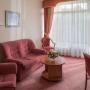 Отель Планерное: Делюкс семейный гостинная