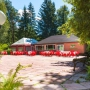 Отель Планерное: Летнее кафе