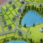 Загородный клуб Полан: Расположение коттеджей