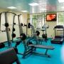 Природный курорт Яхонты: Тренажерный зал