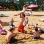 Природный курорт Яхонты: Дети на пляже