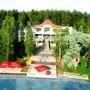 Природный курорт Яхонты: Ресторанный комплекс отеля