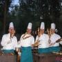 Природный курорт Яхонты: Барбекю