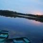 Природный курорт Яхонты: Катание на лодках