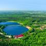"""Природный курорт Яхонты: Вид на курорт """"Яхонты"""""""