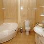 Природный курорт Яхонты: Коттедж, ванная