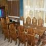 Природный курорт Яхонты: Коттедж с баней, гостиная