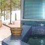Природный курорт Яхонты: Коттедж с баней, купель