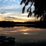 Природный курорт Яхонты: Закат в Яхонтах