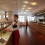 Природный курорт Яхонты: Шведский стол