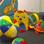 Санаторий Подмосковье: Детская комната