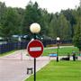 Санаторий Подмосковье: Парковка в санаории