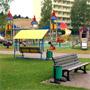 Санаторий Подмосковье: Детская площадка