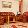 Дом отдыха Олимп: Люкс VIP, гостиная