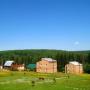 Коттеджный пос. Шиболово Горки: Домики на территории