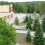 Пансионат Солнечный: Территория пансионата