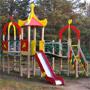Пансионат Солнечный: Детская площадка