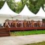 Отель Авантель Клаб Истра: Уютные шатры, лето