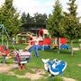 Пансионат Березовая Роща : Детская площадка