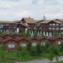 Спортивный парк Волен: Русские домики