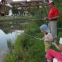 Спортивный парк Волен: Рыбалка на территории парка