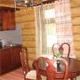 База отдыха Мещерский Скит: Одноэтажный дом, кухня