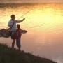 Горнолыжный клуб Леонида Тягачева: Рыбалка на территории