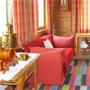 База отдыха Медведица: Общий холл в гостинице