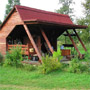 База отдыха Медведица: Летняя кухня