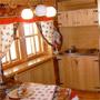 Загородный отель Любашкин Хуторок: Коттедж, кухня