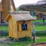 Туркомплекс Ярославна: Детский городок на территории