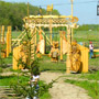 Туркомплекс Ярославна: Территория дома отдыха