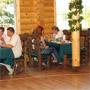 Парк- Отель Дербовеж: Ресторан