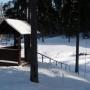 Пансионат Воробьи: Отдых зимой