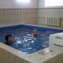 Центр реабилитации Вольгинский: Бассейн в сауне