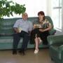 Центр реабилитации Вольгинский: Холл спального корпуса