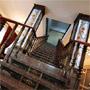 Парк-отель Вознесенская Слобода: Лестница в холле