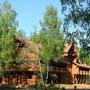 Эко-отель Романов Лес: Гостиница на территории