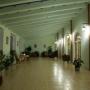 Санаторий Лихвинские воды: Холл в санатории